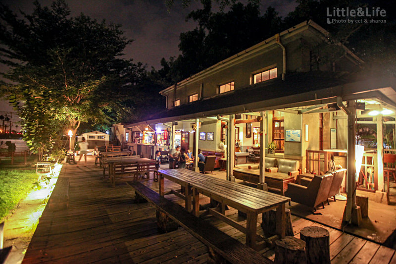 台南 | 被遺忘的70年歷史南台南火車站(南站).咖啡輕食、下午茶、音樂小酒吧、Lounge bar