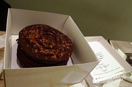 蛋糕來了!