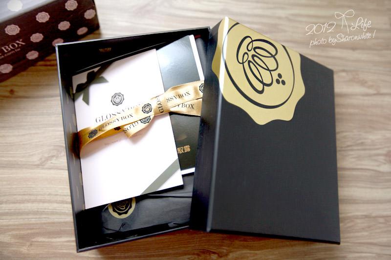 開箱 | GLOSSYBOX 六月禮盒