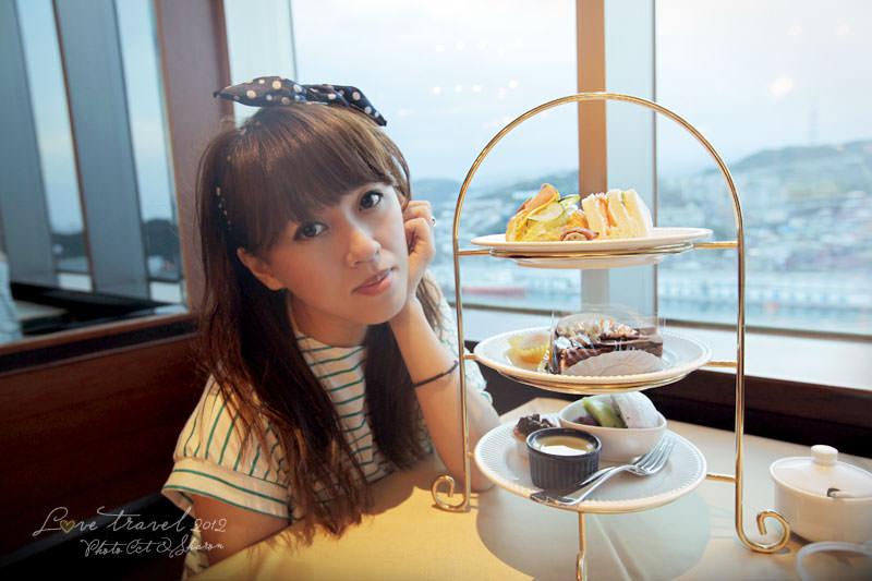 基隆 | 長榮桂冠酒店+海景英式下午茶 (二訪)