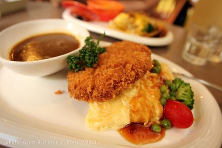 三峽 | Daily日式咖哩.蛋包飯專門店