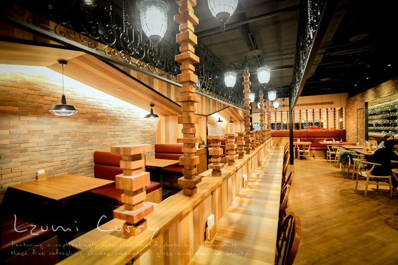 Izumi Curry,台北京站,大阪咖哩飯,12盎司起司漢堡肉,台北車站美食,咖哩飯