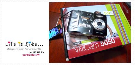 分享 | ViviCam 5050