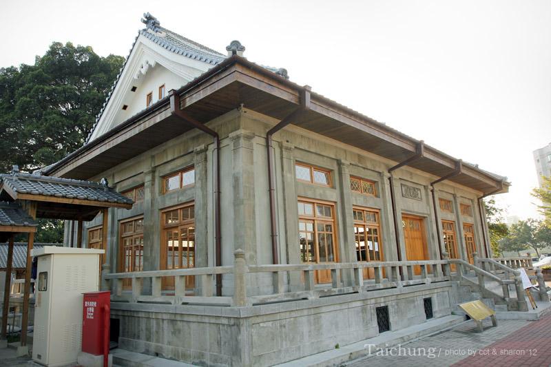 台中 | 刑務所演武場 (道禾六藝文化館)