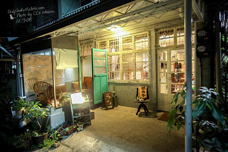 宜蘭 | ごろごろ GOROGORO咖啡館.巷弄中的老宅空間~輕食 /  甜點 / 咖啡 / 下午茶