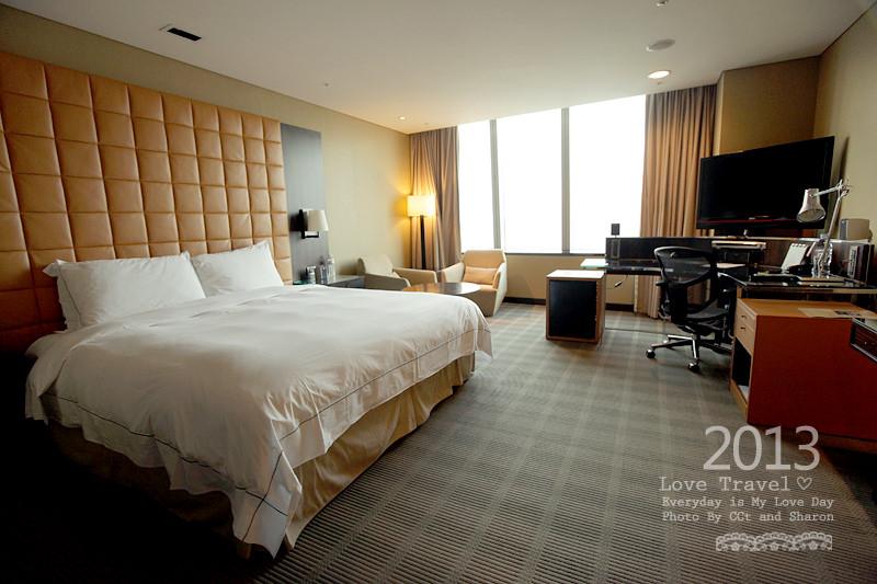 台中 | Hotel ONE 亞緻大飯店.貼心服務與高質感的住宿享受 (42F好景緻)