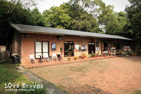 新竹 | 沙湖壢藝術村 (咖啡館)