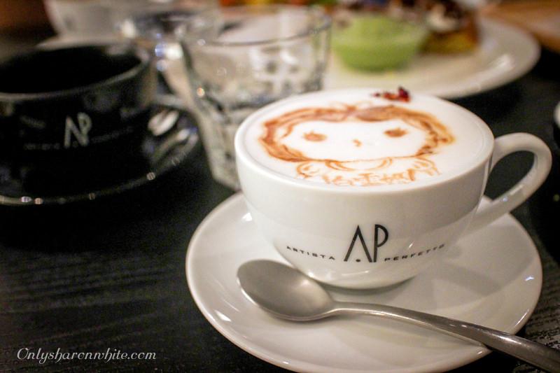 Artista Perfetto AP Cafe