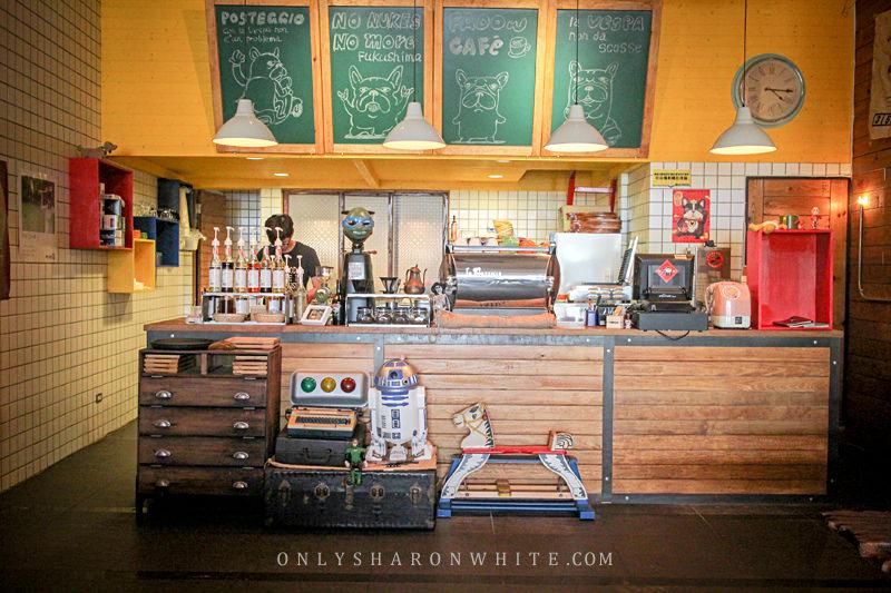 新竹 | 法豆鮮焙咖啡Fadow Cafe.新竹大遠百週邊特色咖啡館 (不收服務費)(已歇業)