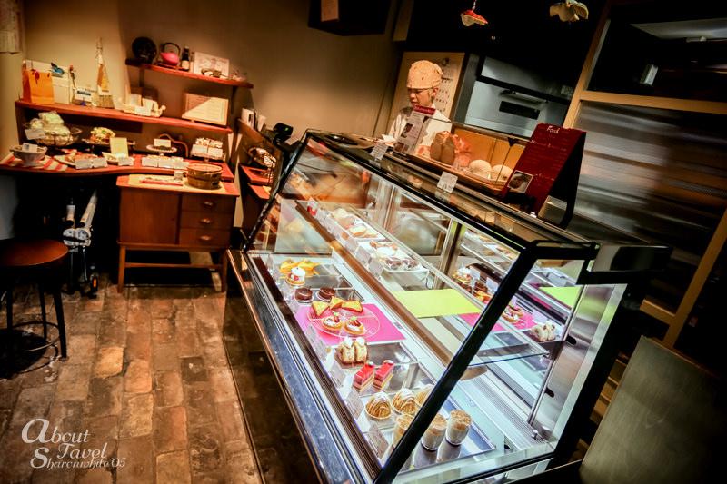 京都甜點,京都美食,Petit japonais,和魂法式甜點,プチジャポネ, 京阪自由行,