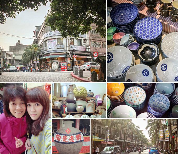 散步鶯歌,陶瓷老街一日遊,平價食器