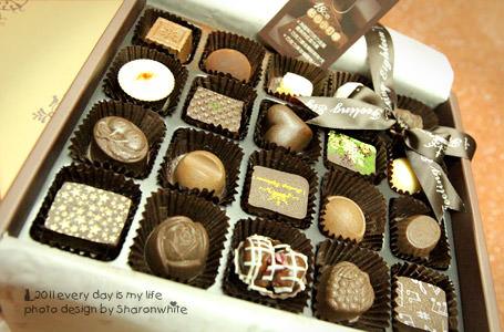 日記 | 每天一顆18度C巧克力