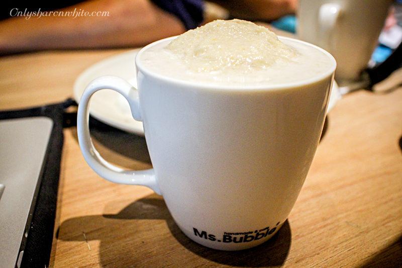 Ms.Bubble Cafe