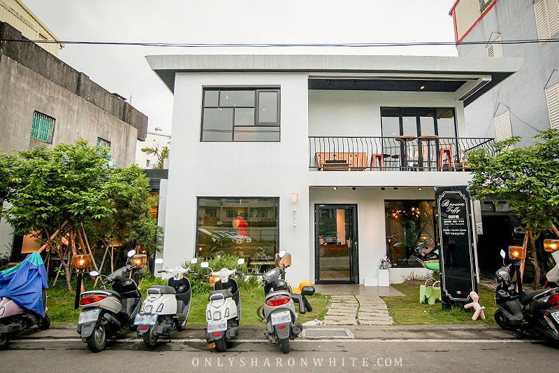 宜蘭 | 咖啡糖義式廚房Brown Taffy.老房改建下午茶、咖啡、蜜糖吐司(巧遇食尚玩家採訪拍攝)