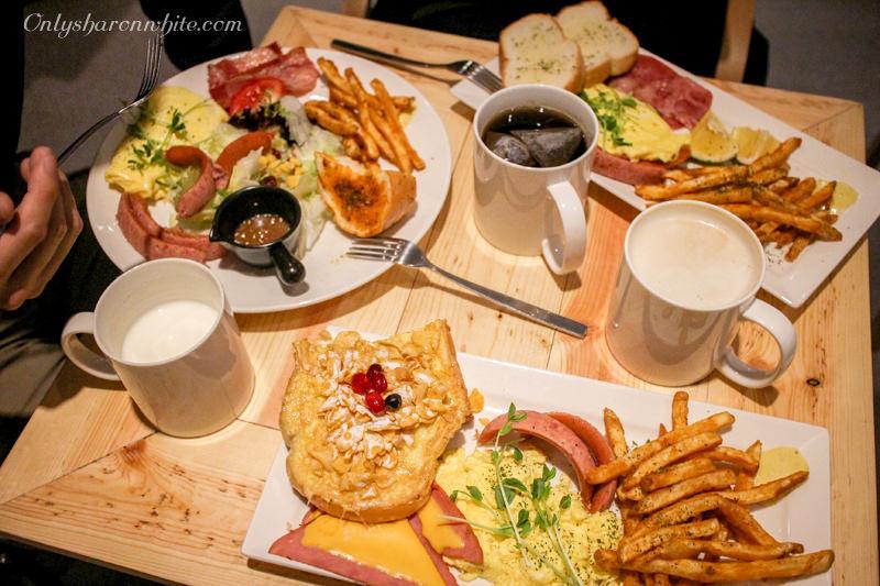 新北新莊 | 豐滿總匯三明治.早午餐/咖啡/下午茶~超澎派的大份餐點、不限時間!! (新莊後港店)