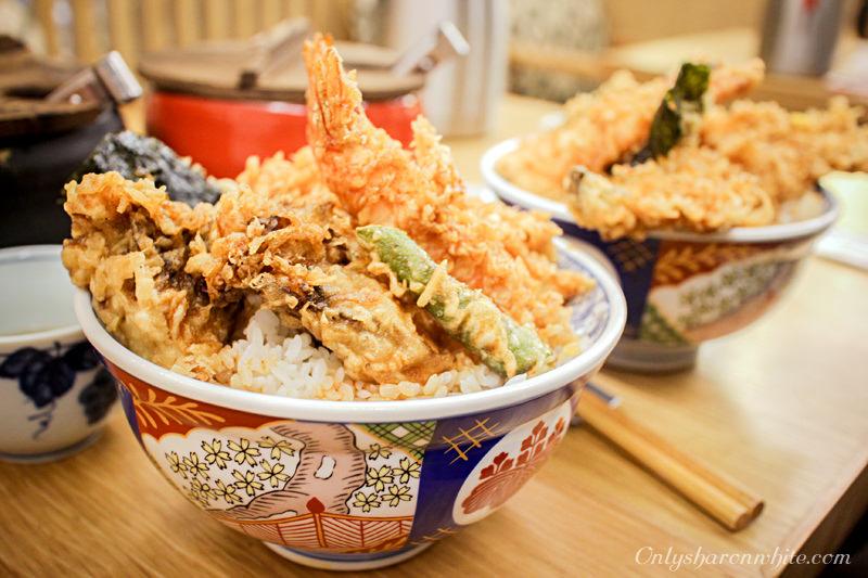金子半之助,台北車站美食,江戶前天丼/上天丼/天丼