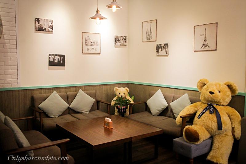 桃園中壢Holiday Cafe