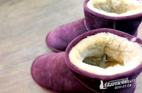 分享 | 冬天的寶物Bearpaw雪靴